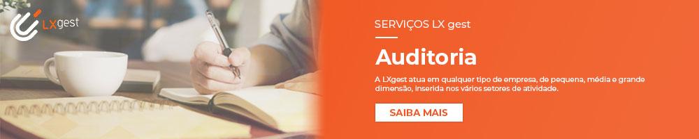 Serviço de Auditoria LXgest